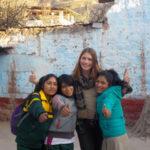 JugendBildungsmesse - Freiwilligenarbeit Peru Erfahrungsbericht