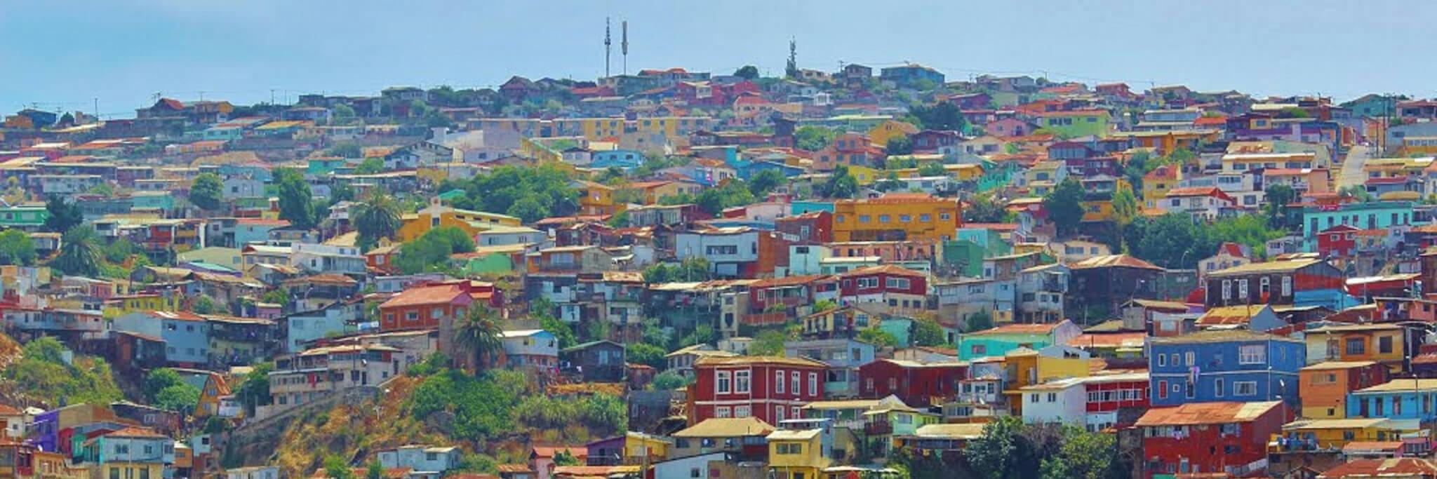 JugendBildungsmesse - Freiwilligenarbeit Valparaiso