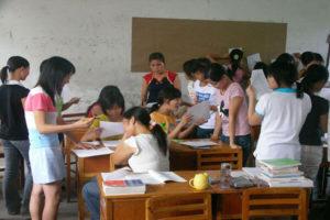 JugendBildungsmesse - Freiwilligenarbeit Unterricht