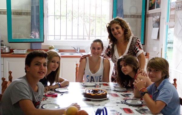 JugendBildungsmesse - High School Jahr Spanien Familie