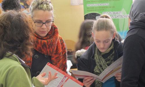 JugendBildungsmesse JuBi Berlin: Auslandsaufenthalte, Schüleraustausch