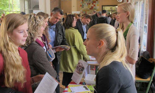 JugendBildungsmesse JuBi Bochum: Auslandsaufenthalte, Sprachreisen