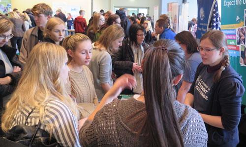 JugendBildungsmesse JuBi Bonn: Auslandsaufenthalte, Au-Pair
