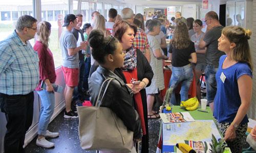 JugendBildungsmesse JuBi Dortmund: Auslandsaufenthalte, Feriencamps