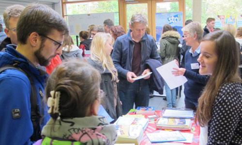 JugendBildungsmesse JuBi Erlangen: Auslandsaufenthalte, High School Jahr