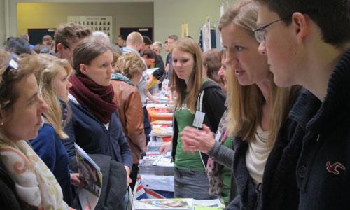 JugendBildungsmesse JuBi Hannover: Auslandsaufenthalte, Auslandspraktikum