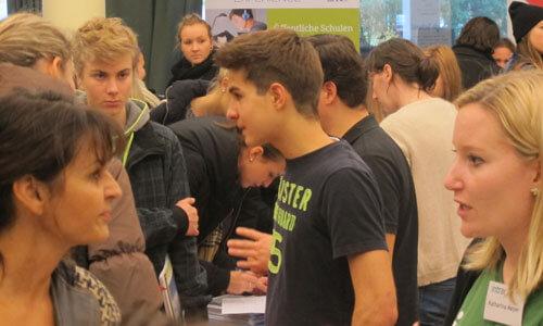 JugendBildungsmesse JuBi Karlsruhe: Auslandsaufenthalte, Auslandsjahr