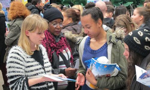 JugendBildungsmesse JuBi Köln: Auslandsaufenthalte, Beratung zum High School Jahr