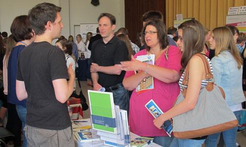 JugendBildungsmesse JuBi Köln: Auslandsaufenthalte, Stipendien, Schüleraustausch