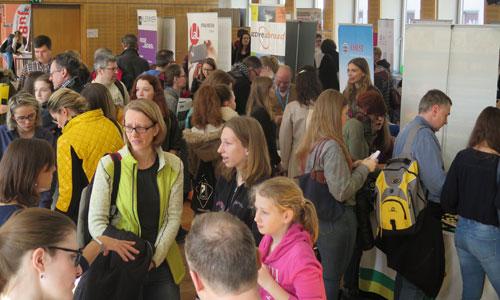 JugendBildungsmesse JuBi Nürnberg: Auslandsaufenthalte, Beratung, Stipendien