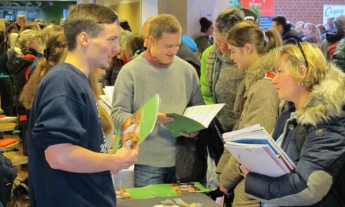 JugendBildungsmesse JuBi Stuttgart: Auslandsaufenthalte, Stipendien, Beratung