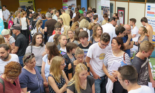 JugendBildungsmesse JuBi Stuttgart: Stipendien Auslandsaufenthalt