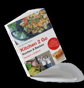 JugendBildungsmesse - Cover Kochbuch Kitchen 2 Go, weltweiser Verlag