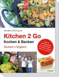 JugendBildungsmesse - Cover Kitchen2Go, weltweiser Verlag
