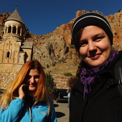 JugendBildungsmesse - Freiwilligenarbeit Erfahrungsbericht: Armenien