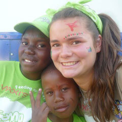 JugendBildungsmesse - Freiwilligenarbeit Erfahrungsbericht: Südafrika, Waisenhaus