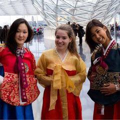 JugendBildungsmesse - High School Jahr: Erfahrungsbericht Südkorea
