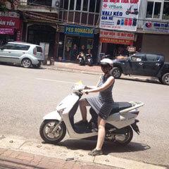 JugendBildungsmesse - Erfahrungsbericht Auslandspraktikum: Vietnam, Reiseagentur