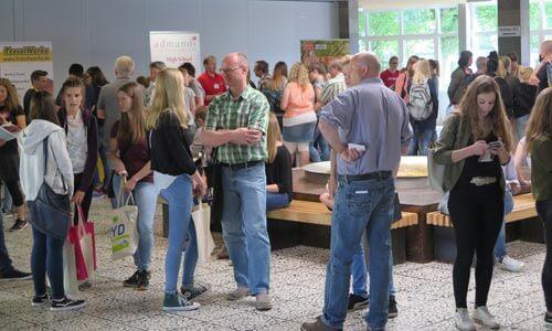 weltweiser • JugendBildungsmesse • JuBi Osnabrück • Auslandsaufenthalte