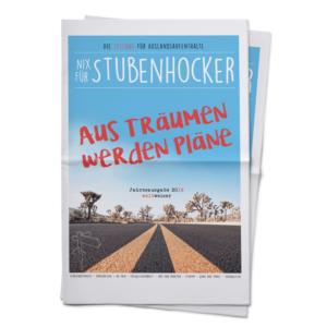 weltweiser · Stubenhocker Cover 2018