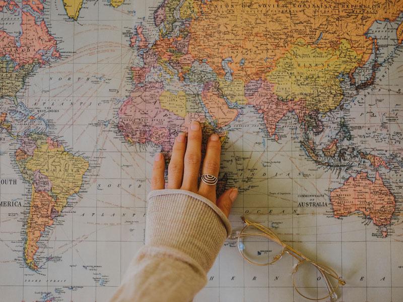 weltweiser · Handbuch Fernweh · Ratgeber · Schüleraustausch