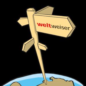 Weltweiser Logo